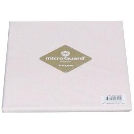 テクセット 【ボックスシーツ】ミクロガードプレミアム ダブルサイズ(ポリエステル100%/140×200×28cm/ピンク)[MGP0008]