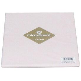 テクセット 【ボックスシーツ】ミクロガードプレミアム セミダブルサイズ(ポリエステル100%/120×200×28cm/ピンク)[MGP0007]