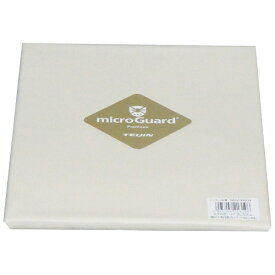 テクセット 【ボックスシーツ】ミクロガードプレミアム セミダブルサイズ(ポリエステル100%/120×200×28cm/ベージュ)[MGP0007]