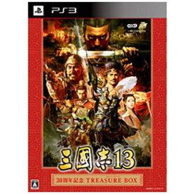 コーエーテクモゲームス KOEI 三國志13 30周年記念TREASURE BOX【PS3ゲームソフト】