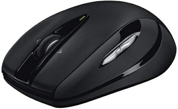 ロジクール ワイヤレス光学式マウス[2.4GHz USB・Win] M546 (7ボタン・ダークナイト) M546BD[M546BD]