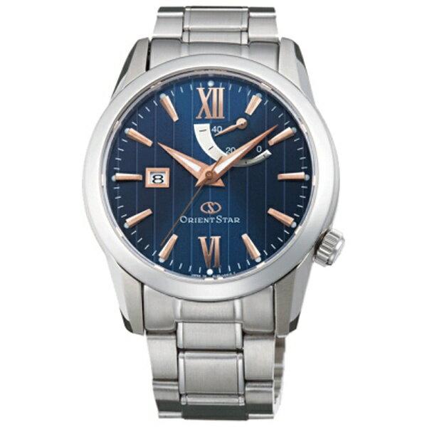 【送料無料】 オリエント時計 オリエントスター(Orient Star) スタンダード パワーリザーブ WZ0351EL