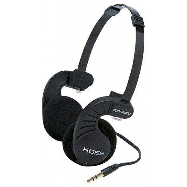 KOSS ネックバンド型ヘッドホン  SPORTAPRO 1.2mコード