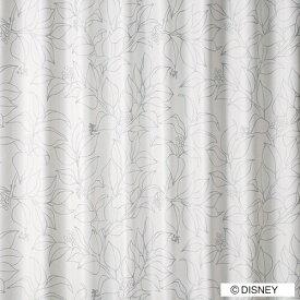 スミノエ SUMINOE ドレープカーテン ミッキー/スリップリーフ(100×135cm/シルバー)【日本製】[M1126100X135]