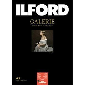イルフォード ILFORD ギャラリープレステージ ゴールドファイバーグロス 310g/m2 (A2サイズ・25枚) GALERIE Gold Fibre Gloss 422367[422367ギャラリーゴールドファ]【wtcomo】