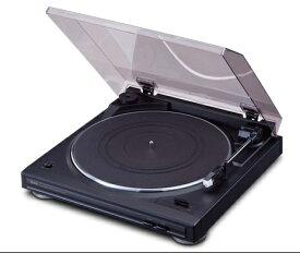 デノン Denon レコードプレーヤー (ブラック) DP-29F-K [フォノイコライザー内蔵][DP29FK]