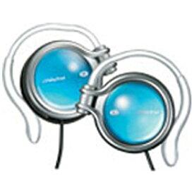 JVC ジェイブイシー 耳かけ型 HP-AL102 ラピスブルー [φ3.5mm ミニプラグ][HPAL102]