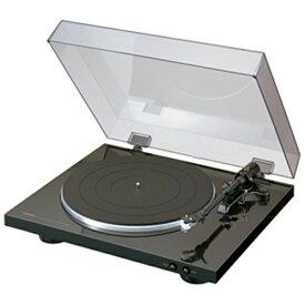 デノン Denon レコードプレーヤー(ブラック) DP-300F [フォノイコライザー内蔵][DP300FK]