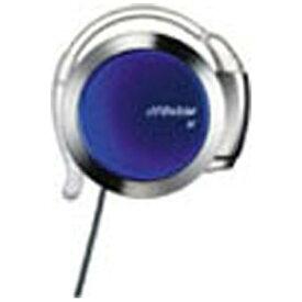 JVC ジェイブイシー 耳かけ型 HP-AL202-MA メタリック&ブルー [φ3.5mm ミニプラグ][HPAL202MA]