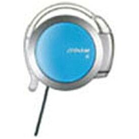JVC ジェイブイシー 耳かけ型 HP-AL202SA シルバー&ブルー [φ3.5mm ミニプラグ][HPAL202SA]