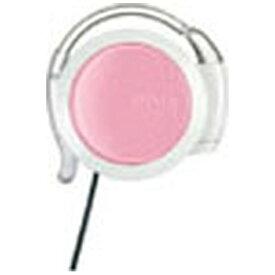 JVC ジェイブイシー 耳かけ型 HP-AL202-WP ホワイト&ピンク [φ3.5mm ミニプラグ][HPAL202WP]