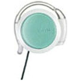 JVC ジェイブイシー 耳かけ型 HP-AL202-WG ホワイト&グリーン [φ3.5mm ミニプラグ][HPAL202WG]