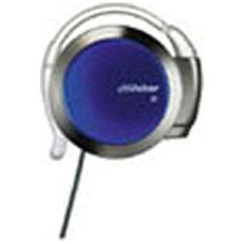 JVC ジェイブイシー 耳かけ型 HP-AL202-ZA ガンメタリック&ブルー [φ3.5mm ミニプラグ][HPAL202ZA]