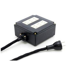 オヤイデ電気 oyaide 電源タップ OCB-1シリーズ(2.0m/タフビッチ使用) OCB-1 ST[OCB1ST]