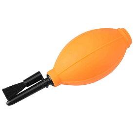 ハクバ HAKUBA シリコンブロアーブラシ オレンジ KMC60OR