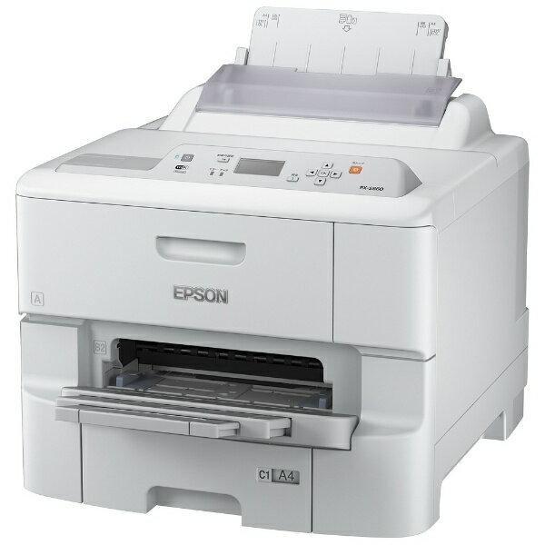 【送料無料】 エプソン EPSON A4カラーインクジェットプリンター 4800x1200dpi[USB2.0/無線LAN/有線LAN・Wi-Fi Direct・Mac/Win] PX-S860[PXS860]