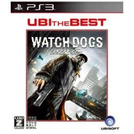 ユービーアイソフト ユービーアイ・ザ・ベスト ウォッチドッグス【PS3ゲームソフト】