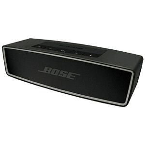 BOSE SOUNDLINKMINI2CBN ブルートゥース スピーカー SoundLink Mini カーボン [Bluetooth対応][ボーズ サウンドパートナー ワイヤレス ]