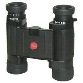 ライカ Leica 8倍双眼鏡 トリノビット 8×20BCA (ブラック)[トリノビット8X20BCA]