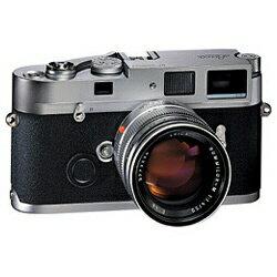 ライカ LEICA MP 0.72 レンジファインダーカメラ シルバークローム [ボディ単体][MP072シルバークローム]