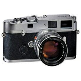 ライカ Leica LEICA MP 0.72 レンジファインダーカメラ シルバークローム [ボディ単体][MP072シルバークローム]