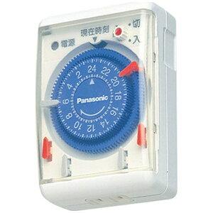 パナソニック Panasonic WH3301WP タイマー (コンセント直結式・24時間くりかえし) WH3301WP[WH3301] panasonic【rb_pcp】