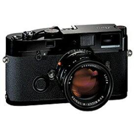 ライカ LEICA MP 0.72 レンジファインダーカメラ ブラックペイント [ボディ単体][MP072ブラックペイント]