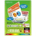 コクヨ KOKUYO カラーレーザー&インクジェット用紙 〜上質普通紙〜(A4サイズ・250枚) KPC-P1015[KPCP1015]