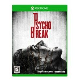 ベセスダソフトワークス Bethesda Softworks サイコブレイク【Xbox Oneゲームソフト】