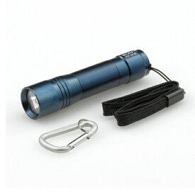 ELPA エルパ DOP-EP301NV 懐中電灯 FIT COLOR ネイビーブルー [LED /単3乾電池×1 /防水][DOPEP301NV]