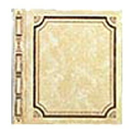 ナカバヤシ Nakabayashi 一般用フエルアルバム 「エスティーム」 (Lサイズ)ア-LG-301-W[アLG301W]