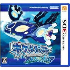 任天堂 Nintendo ポケットモンスター アルファサファイア【3DSゲームソフト】