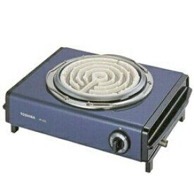 東芝 TOSHIBA HP-635 電気コンロ ブルー [消費電力600W][HP635]