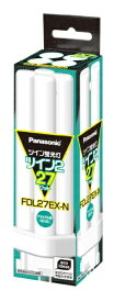 パナソニック Panasonic FDL27EX-N コンパクト蛍光灯 ツイン2 ナチュラル色 [昼白色][FDL27EXN]