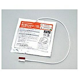 日本光電 NIHON KOHDEN 使い捨てパドル P590 (2枚組) H321[H321] 【メーカー直送・代金引換不可・時間指定・返品不可】