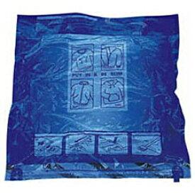 JTB 抗菌・防臭「べんりな圧縮ケース」(LL) バイオレットブルー【日本製】[680805]