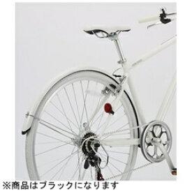 アサヒサイクル Asahi Cycle アサヒサイクル シークレットコード〈SCC700〉用 マッドガードセット(ブラック) DB116