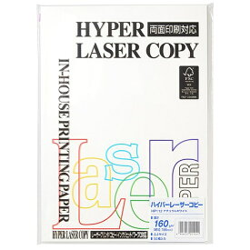 伊東屋 ito-ya ハイパーレーザーコピー ナチュラルホワイト (A4/160g・50枚) HP112[HP112]【wtcomo】