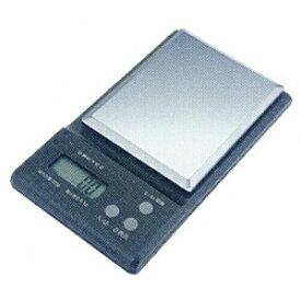 ドリテック dretec ポケットスケール300 (300g) PS-030BK ブラック[PS030BK]