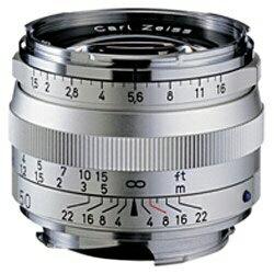 【送料無料】 カールツァイス カメラレンズ C Sonnar T*1.5/50 ZM【ライカMマウント】(シルバー)[CSONNART*1550ZM]