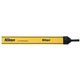 ニコン Nikon ストラップ45(イエロー) 2338