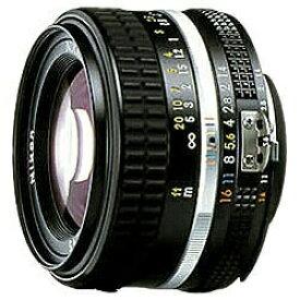 ニコン Nikon カメラレンズ AI Nikkor 50mm f/1.4S NIKKOR(ニッコール) ブラック [ニコンF /単焦点レンズ][AI5014]