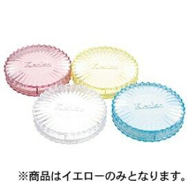 ケンコー・トキナー KenkoTokina フィルター丸型プラスチックケース(イエロー・4号)