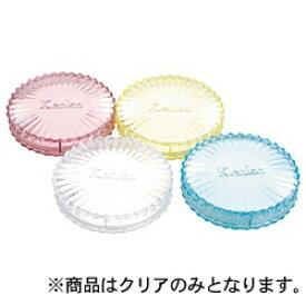 ケンコー・トキナー KenkoTokina フィルター丸型プラスチックケース(クリアー・6号)