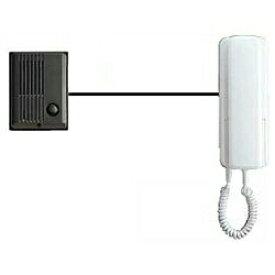アイホン Aiphone 乾電池式ドアホン 「デミトーク」 TCS-MHP《配送のみ》[TCSMHP]