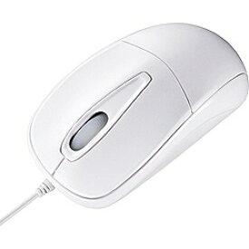 サンワサプライ SANWA SUPPLY MA-122HW マウス ライトブルー [光学式 /3ボタン /USB /有線][MA122HW]