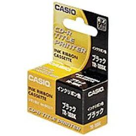 カシオ CASIO 【純正】 インクリボンカセット (ブラック) TR-18BK[TR18BK]【wtcomo】