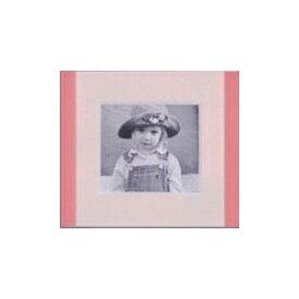チクマ Chikuma フォトフレーム 「パティーサム」(Lミニ・平フレーム/赤) 07461-8 [生産完了品 在庫限り][パティーサムLミニ]