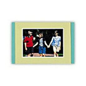 チクマ Chikuma フォトフレーム 「パティーサム」(L判・平フレーム/緑) 07468-7 [生産完了品 在庫限り][パティーサムL]