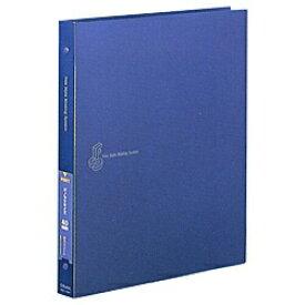 チクマ Chikuma フリースタイルバインディングシステム (EL判60枚収納/メタリックブルー) 05501-3[FSEL]